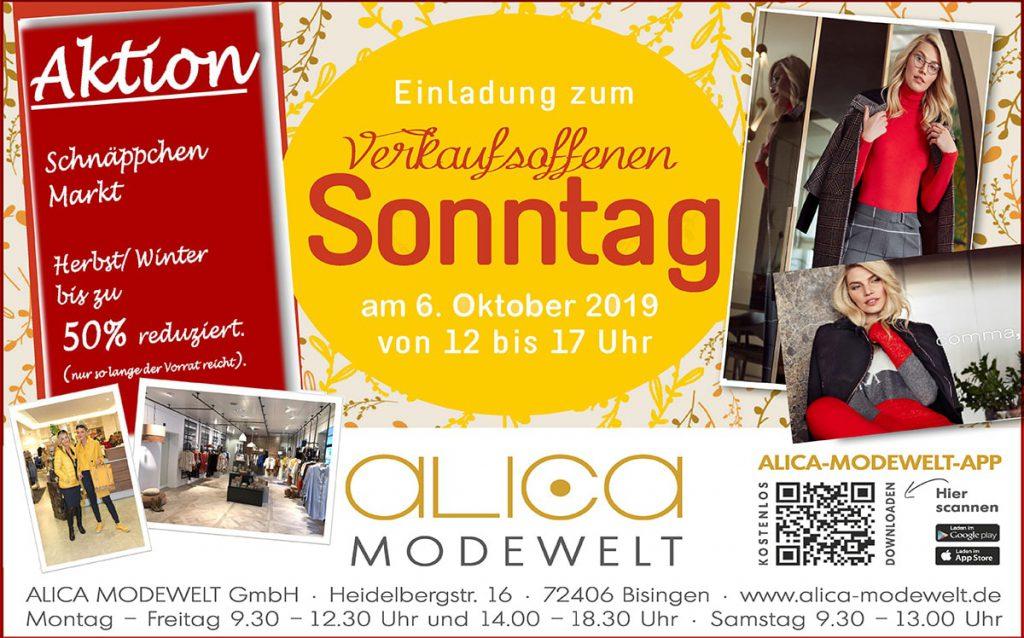 Verkaufsoffener Sonntag Lübeck 2019 : verkaufsoffener sonntag am alica modewelt ~ A.2002-acura-tl-radio.info Haus und Dekorationen